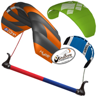 2-Line Control Bar Trainer Kites