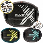 2018 Mystic Majestic X Harness Carbon Hard Shell Kitesurfing Kite Harness Colors + Bonus