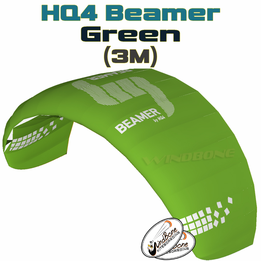 HQ4-Beamer-Color-Green-3M