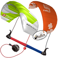 3-Line Control Bar Trainer Kites
