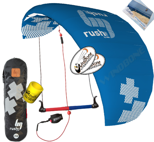 HQ4 Rush Pro 300 Package