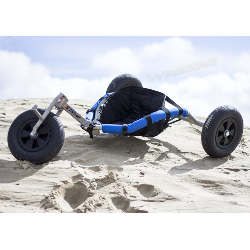 Peter Lynn Drifter Kite Buggy Top View