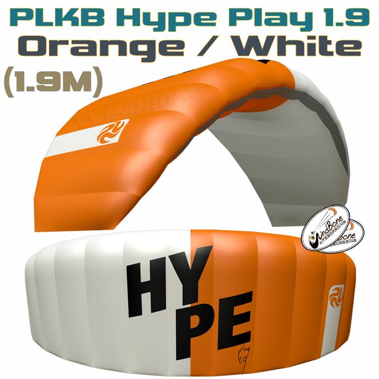 PLKB Hype Play 1.9 Color Orange-White