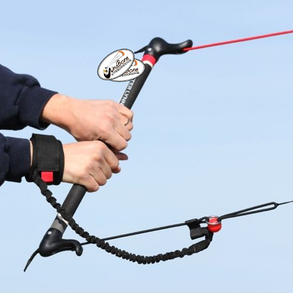 Peter-Lynn-PowerKite-Bar-2Line-contol-bar-with-leash-action-pic