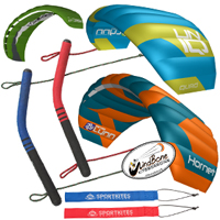Quad Handle Trainer Kites