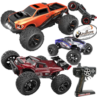 RC Cars Buggies Trucks