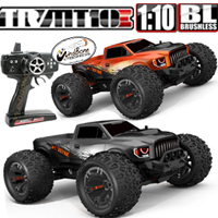 Team Redcat TR-MT10E Pro Monster Truck