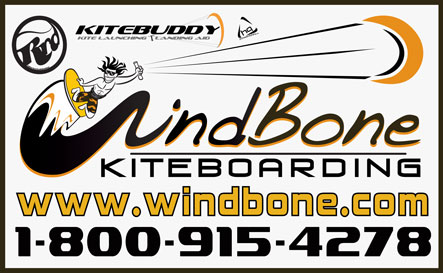 WindBone Kiteboarding About Us