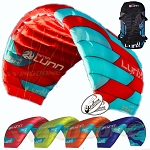 Peter Lynn Lynx V3 DePower Foil Kite Snowkiting (Closeout)