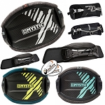 Closeout 2018 Mystic Majestic X Harness Carbon Hard Shell Kitesurfing Kite Harness