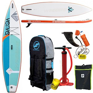 "2018 Boardworks SHUBU Verve 11'6"" Inflatable Race Touring SUP (Closeout Sale)"