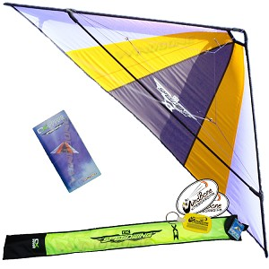 Cross Kites SpeedWing X3 Delta Framed Unique Stunt Kite