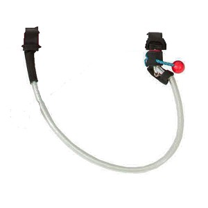 HQ Harness Line Fix Kite Harness Loop with Safety Release for Fixed Bridle Control Bar Kites
